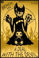 Bendy and The Ink Machine - A Deal with The Devil! by Automail-Junkie