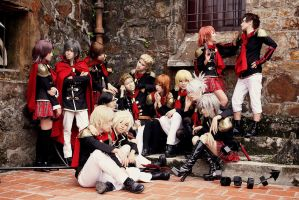 [FF Type-0] Chit chat by HaraNatsumi