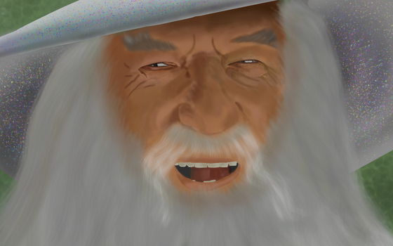 Gandalf by DragonJarod