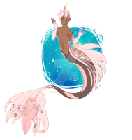Mer Auction [CLOSED] by Pixel-Latte