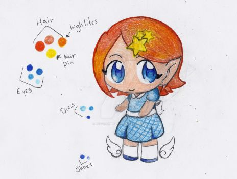 My first adoptable! by kittypunk13