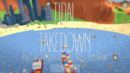 Tidal Takedown (48-hour Game) by DarkFlame75