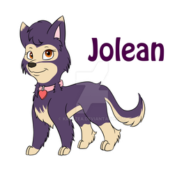 Paw Patrol OC - Jolean (decided) by kreazea