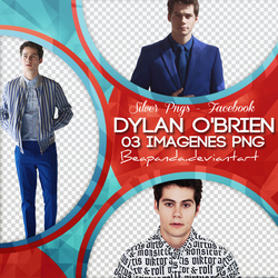 Pack Png 008 // Dylan O'Brien by BEAPANDA