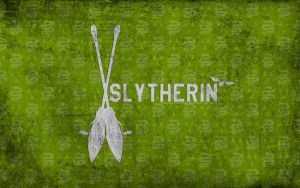 Quidditch Team Pride Wallpaper: Slytherin by TheLadyAvatar
