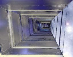 Corridor unfin by gyro