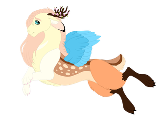 [Custom Comm]: Fluttershy x Discord by SilcyBell