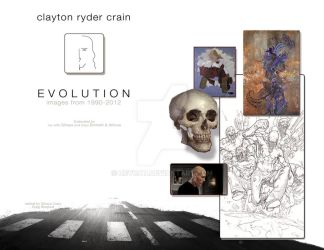 2012 Sketchbook: Evolution pages 0 and 1 by HeyCat