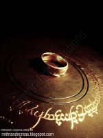 One Ring by Mithrandir29