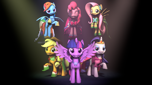 The Elements Of Harmony by vamponylovers