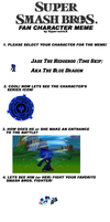 Smash Bros Jase (Time Skip) meme by JaseTheHedgehog16