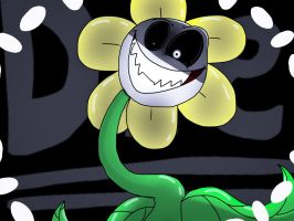 Flowey is confirmed Satan by Ashlycreaturgirl