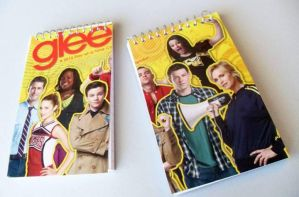 Glee Notepad Set by WildeGeeks
