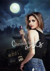 Buffy the vampire slayer by ChroniclesArts