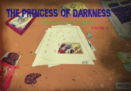 The Princess Of Darkness Volume IV by miawell1990
