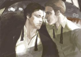 stucky - lost stars by deepred-evie