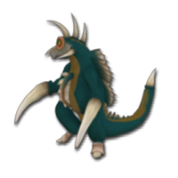 Spore GIGAN by AkagiGryphon