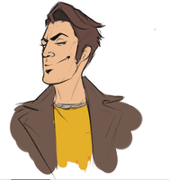 Handsome JackASS by H4NDS0M3-J4CK