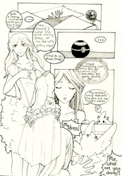 [JOCT Extra P1] Before the greenhouse party by StringlessKite