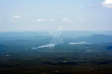 View from Whiteface by MauserGirl