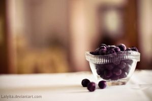 Blueberries by lalyita