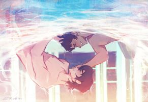 Klance pool by EnotRobin