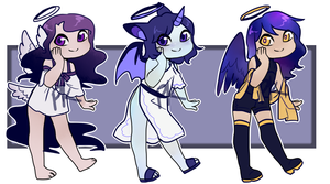 [CLOSED] Angel Adopts reduced by PK-adopts