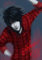 Adventure_time Marshall Lee by Sdiky