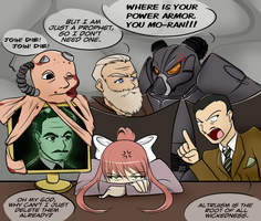 Meanwhile in my Steam Library by FerrumFlos1st