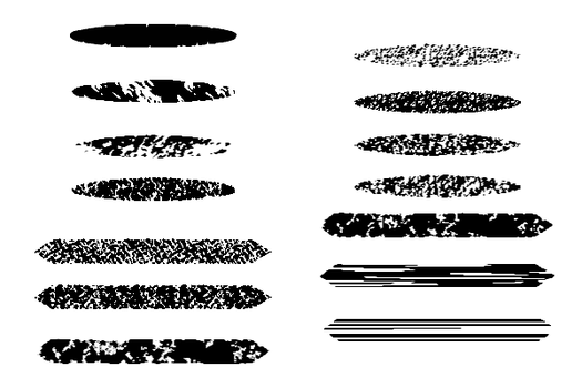DRW Brushes by infopablo00