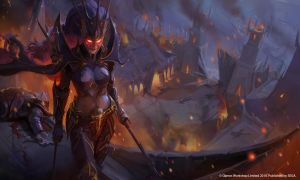 Event picture: Hellebron, Death night ends by ALMEIDAHelder