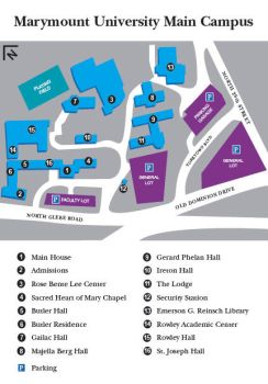 MU Campus Map by xquizit