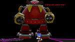 Classic Sonic vs. Death Egg Robot by Xboxking37