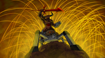 Doom: Cyberdemon Riding On His Steed by Kracov