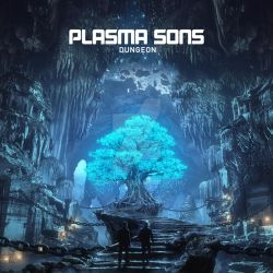 [CD Cover] Plasma Sons - Dungeon by Rowye