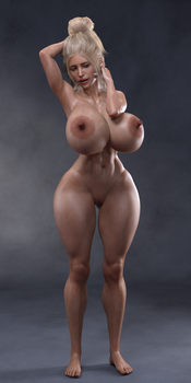Nipply curves by Muad3D