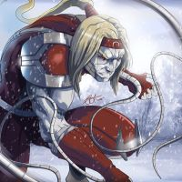 Omega Red by gidge1201