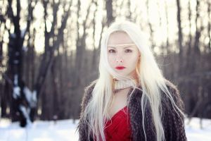 In snow by iomaSaty