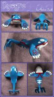 Commission: Kyogre