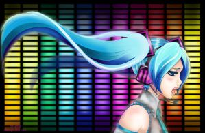 Miku lyrical by Irreeltal