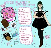 Meet The Artist: Witch-Planet by Witch-Planet