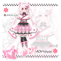 Adoptable 112 [Closed] by Shiina-Yuki