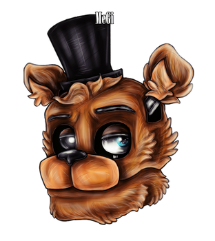 Withered Freddy :v by MegiW
