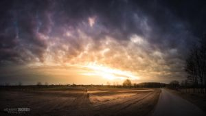 Spring Promotion sunset by NorbertKocsis