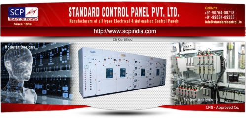 Standard-control-panels by scp787