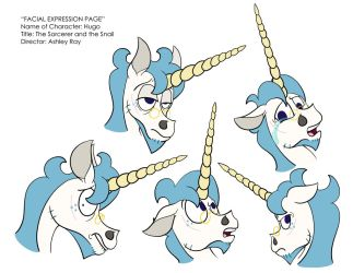Hugo Expression Sheet by highray