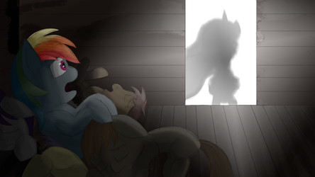 Waiting For You Chapter 1 scene 1 by Rainb0wDashie