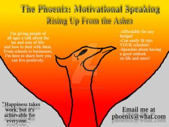 Promo: The Phoenix by LoveDystopian