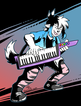 Rock Band Kazai by raizy
