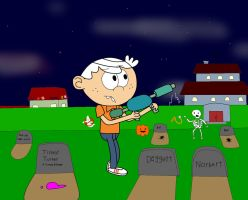 The Loud House of the Dead by 04StartyCornOnline88